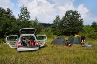 Camping No. 4, near Bulgari