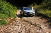 Hard terrain, near Malko Tarnovo