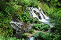Vodopád nedaleko Stoilova