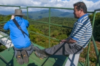Tourists, Reserva de Santa Elena