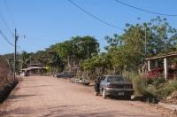 Street near Pan American Hwy