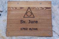 Sveti Jure, Biokovo