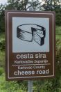 Cheese road, Rakovica