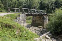 The bridge, Korana, Smoljanac