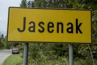 Jasenak, the type locality of Iberolacerta horvathi