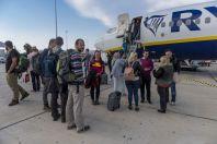 Arrivals, Paphos