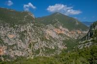 Údolí řeky Nedontas