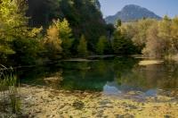 Okolí jezera Doxa