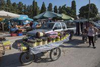 Ranní trh, Kremasti
