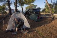Camp, Archangelos