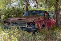 Old car, Apolakkia