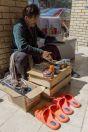 Oprava obuvi, Erbil