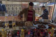 Pouliční jídlo, Erbil
