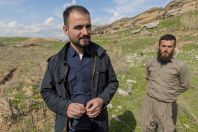 Local men, Shaqlawa