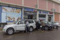 Pronájem auta, Erbil