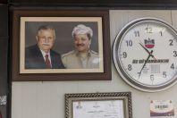 Jalal Talabani & Massoud Barzani, Erbil
