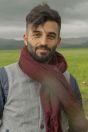 Mladý Kurd, Banatan