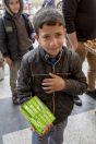 Chewing gum boy, Erbil