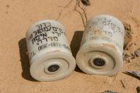 In Negev Desert
