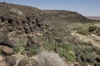 Lava desert, Makhtesh Ramon