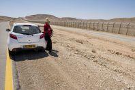 Near Egypt's border
