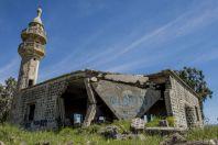 Mosque, Golan