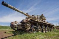Tank, Golan