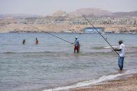 Fishermen, Eilat