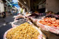 Sušené ovoce, Tel Aviv-Yafo