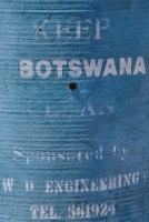 Keep Botswana Clean!