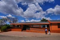 Na hranici Botswana/RSA