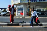 Přes Johannesburg
