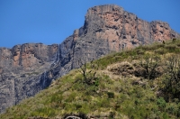 Tugela Falls is the world´s second highest waterfall (948 m).