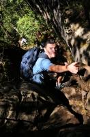 Climbing in Royal Natal NP