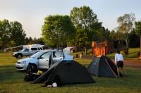Camp near Midmar, Howick