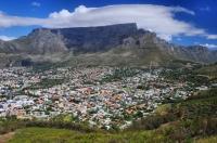 Table Mountain a Kaapstad