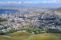 Cape Town z Lions Head