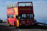 Cape Town double-decker bus