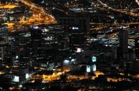Noční Cape Town
