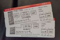 Fly tickets