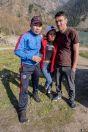 Kazakhs, Lake Issyk, Esik