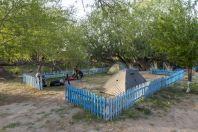 Camp, Altyn Emel National Park