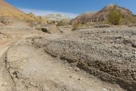 Aktau (White Mountains), Altyn Emel National Park