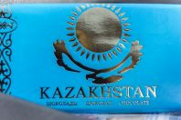 Kazakh chocolate