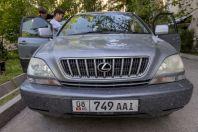 Rent a car, Bishkek