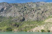 Vicinity of Naryn river near Taşkomur