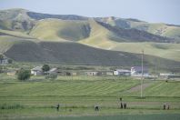 Fergana Valley, Taşkomur