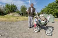Old man, Kyrgyzkorgon