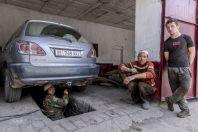 Car repair, Osh