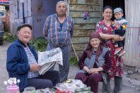 Kyrgyz, Papan